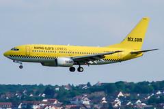 D-AGEQ (PlanePixNase) Tags: stuttgart str edds echterdingen airport aircraft planespotting boeing 737 hlx hapaglloyd express 737700 b737