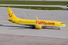 D-AHFD (PlanePixNase) Tags: stuttgart str edds echterdingen airport aircraft planespotting boeing 737800 737 b738 tui tuifly hapaglloyd hapagfly