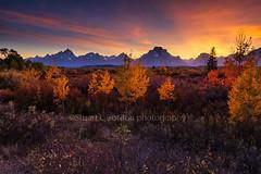 Teton Afterglow (chasingthelight10) Tags: landscapes photography events travel mountains sunset sunrise places highdesert wyoming grandtetonnationalpark oxbowbend