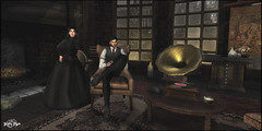 #146 - Scotland Yard Detective (Yvain Vayandar) Tags: weloveroleplay wlrp game vintage play medieval sl event fantasy secondlife win common rare rol roleplay thegachagarden gimmegachaproductions furniture decoration contraption fabia 22769 antaya mossu nexor since1975 stealthic {kokoia} fashiowl {cc}