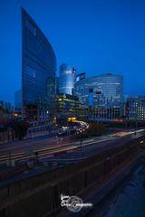La Défense II (Lonely Soul Design) Tags: la defense business building architecture paris bridge japan long exposure