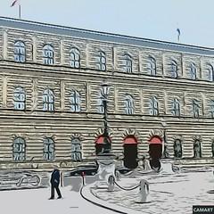 (sftrajan) Tags: residenz munich edited palace facade germany