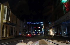 Budleigh Christmas decs (Philip Watson) Tags: budleighsalterton devon seaside eastdevon morgan
