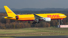 D-AALL DHL Airways (AeroLogic) Boeing 777-FBT (°TKPhotography°) Tags: daall dhl airways aerologic boeing 777fbt cologne hong kong cgn hkg planespotting canon 7d germany flickr awesome photography bryan adams