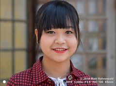 2019-03a Burma (40c) May (Matt Hahnewald) Tags: matthahnewaldphotography facingtheworld qualityphoto people head dollface face eyes eyeliner beautifuleyes mouth teeth lips lipstick expression lookingatcamera hairstyle fringe bangs consensual conceptual beauty fashion style local oriental cultural inspiring photoshoot kalaw shanstate myanmar asia asian burmese person one female girl teen young woman portraiture detail primelens nikond610 nikkorafs85mmf18g 85mm 4x3ratio resized 1200x900pixels horizontal street portrait closeup headshot fullfaceview outdoor naturallight colour posingcamera cute smiling feminine beautiful attractive pretty lovely fabulous cheerful variation distinction