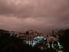 Stormy Weather (knightbefore_99) Tags: mexico mexican rincon guayabitos nayarit west coast awesome cool great decameron tropical stormy weather night nuit clouds thunder dark
