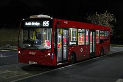 Rare Working: Route 195, Abellio London, 8832, YY64YJO (Jack Marian) Tags: route195 abelliolondon 8832 yy64yjo alexander alexanderdennis dennis alexanderdennisenviro200dart enviro e200 enviro200 brentfordcountycourt charvillelaneestate bullsbridge buses bus london rareworking