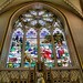 Helena Montana -  The Cathedral of Saint Helena - Stain Glass Window