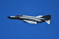 JASDF F-4EJ (masahikohirano) Tags: japan gifu kagamigahara jasdf 航空自衛隊 日本 岐阜県 岐阜基地 各務ヶ原飛行場 f4ej ファントム phantom
