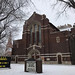 Knox United Church Winter