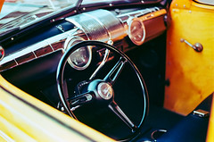 Ford (MbopPhotos) Tags: ford car steering wheel interior woody dashboard encinitas california