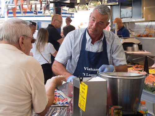 market day in delft