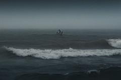 blues (PrashanthSwaminathan) Tags: marina nikon d750 chennai monsoon