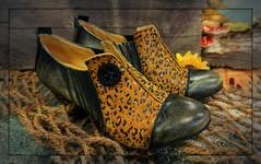 Shoe Fashion (Körnchen59) Tags: schuhe shoes herbst autumn mode fashion körnchen59 elke körner sony 6000