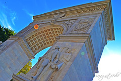 The Arch in Washington Square Park Greenwich Village Manhattan New York City NY P00354 DSC_0901 (incognito7nyc) Tags: newyork newyorkcity nyc ny nyny nycny nycnyc newyorknewyork manhattan greenwich greenwichvillage washingtonsquarepark georgewashington washington washingtonarch arch thearch park sunny trees fall autumn october architecture art sculpture statue city view urban urbannature nature amazing beautiful wonderful cityofdreams nyccityofdreams cityofdreamsnyc empirestate empirestateofmind nycstateofmind newyorkstateofmind newyorklife newyorkdream newyorkdreams citylife bigcity bigcitylife america northamerica usa unitedstates unitedstatesofamerica unitedstatesofawesome loveus loveusa nikon dslr d3100 nikond3100 ilovenewyork lovenewyork loveny lovenyc incognito7dcv incognito7nyc