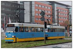 Tram Chemnitz - 2019-23 (olherfoto) Tags: tram tramcar tramway villamos strassenbahn strasenbahn chemnitz cvag tatra tatratram