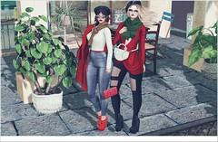 Credits  👇 NEW POST   ♥ (Bah Stella) Tags: secondlife blog blogger female model lotd creditos hairstyle hair accessories virtuallife secondlifeblog secondlifefashion phedora moncadapariz senihaoriginals cestlavie bestfriendliah