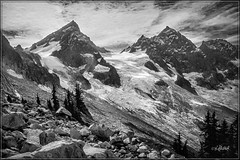 Foley and Welch 1978 (Maclobster) Tags: welch foley lucky four glacier climate change mountain peak