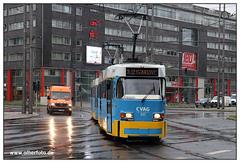 Tram Chemnitz - 2019-24 (olherfoto) Tags: tram tramcar tramway villamos strassenbahn strasenbahn chemnitz cvag tatra tatratram