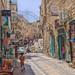 Children Street, Bethlehem, Palestine
