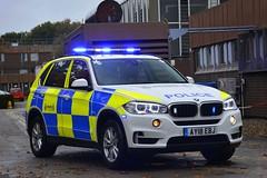 AY18 EBJ (S11 AUN) Tags: suffolk police bmw x5 armed response vehicle anpr arv roads policing unit rpu traffic car 999 emergency ay18ebj