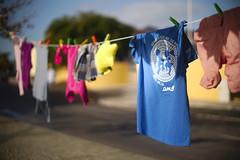 LOVE... (Capturedbyhunter) Tags: fernando caçador marques fajarda coruche sorraia ribatejo santarém portugal pentax k1 smc k f112 f12 12 50mm 50 estendal clothesline street photography fotografia de rua bokeh dof pentaxart