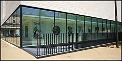 Centre de Création Contemporaine Olivier Debré, Tours, Indre-et-Loire, France (claude lina) Tags: claudelina france indreetloire tours centredecréationcontemporaineolivierdebré musée museum architecture