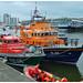 Rnli Lifeboat 17-09 - SAR-Vessel  DOVER & Président Jacques Huret (SNS 076)