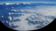 ES (Nepal from the plane) (armxesde) Tags: pentax ricoh k3 nepal plane flugzeug mountain berg himalaya cloud wolke