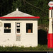 20190612_07 Adorkable ancient mini-gas station on the E6, somewhere between Innhavet & Narvik (less than 100 km from the latter), Norway