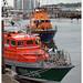 Lifeboats Dover 17-09 & Président Jacques Huret (SNS 076)