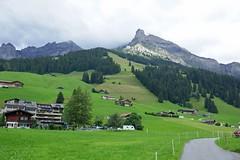 Unser Hotel Alpina in Adelboden