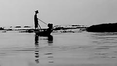 Fisherman's silhouette.jpg (gerard eder) Tags: world travel reise viajes asia southeastasia birmania birma burma myanmar landscape landschaft lake lago sea see fishermen fischer pescadores blackandwhite whiteblack whiteandblack blackwhite blancoynegro paisajes panorama people peopleoftheworld outdoor monochrome silhouette