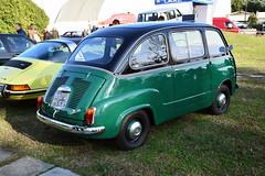 Fiat 600 Multipla (Maurizio Boi) Tags: car auto voiture automobile coche old oldtimer classic vintage vecchio antique italy fiat 600 multipla taxi