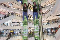 vinilos (tonnoro) Tags: bangkok tahilandia ais vinilos ascensores centrocomercial