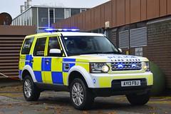 AY13 FBJ (S11 AUN) Tags: suffolk police land rover disco discovery 4 sdv6 traffic car anpr rpu roads policing unit 999 emergency vehicle ay13fbj