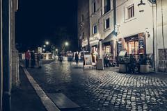 dalla sora Lella (bob_52) Tags: rome by night tevere notte sora lella ristorante isola tiberina