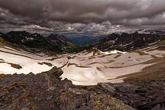 Col de la Chavière, Massif de la Vanoise, France (olivier.amiaud) Tags: montagne ciel orage nuage vanoise france alpes pralognan juillet sigma 1020