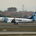 Egyptair SU-GDB Boeing 737-866 Winglets cn/35567-3017 @ LTBA / IST 24-11-2018