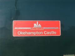 43194 'Okehampton Castle' Redruth (2) (Marky7890) Tags: gwr 43194 class43 hst 2c82 redruth railway cornwall cornishmainline train