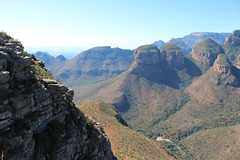 The Three Rondavels (Rckr88) Tags: the three rondavels thethreerondavels rondavel mpumalanga southafrica south africa mountains mountain cliffs cliff green greenery river rivers nature naturalworld outdoors travel travelling