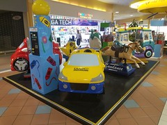 Mall of the Americas Kiddie Rides (Miami, FL) (teamretro942) Tags: mall americas miami florida