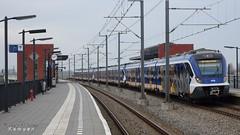 SNG 2737-2729-2339 (HenryTransport) Tags: trein treinen spoor spoorwegen trains railways sng ns kampen