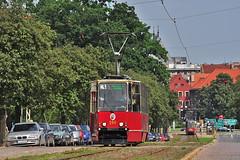 Konstal 805Na #260 MZK Toruń (3x105Na) Tags: konstal 805na 260 mzk toruń mzktoruń tramwaj tram strassenbahn strasenbahn polska poland polen