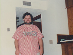 me (Michael Vance1) Tags: family father husband writer novelist journalist man boy oklahoma author cartoonist