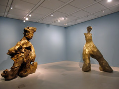 Human Activity, by Daniel Silver, in the Bloomberg SPACE at the London Mithraeum, 6th August 2019 (5) (Phil Masters) Tags: humanactivity danielsilver sculpture londonmithraeum bloombergspace 6thaugust august2019 london