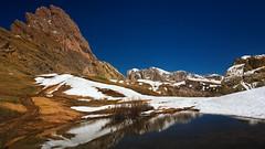 Hiking through the enchanting mountains (Ostseeleuchte) Tags: geo:lat=4659646152 geo:lon=1173544368 geotagged ita italien seceda stulrichurtijei trentinoaltoadige alpen alps hike wandern bergwandern hiking snowandsun südtirol southtyrol
