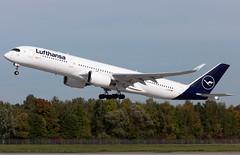 D-AIXM Lufthansa A359 (twomphotos) Tags: plane spotting eddm muc rwy26r lufthansa airbus a359 a350