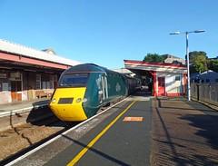 43122 Redruth (Marky7890) Tags: gwr 43122 class43 hst 2c43 redruth railway cornwall cornishmainline train