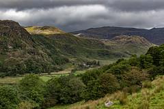 Snowdonia (nature | landscape photography) Tags: caernarfon wales unitedkingdom landscape hills light canon snowdonia
